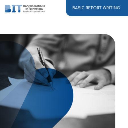 Basic Report Writing