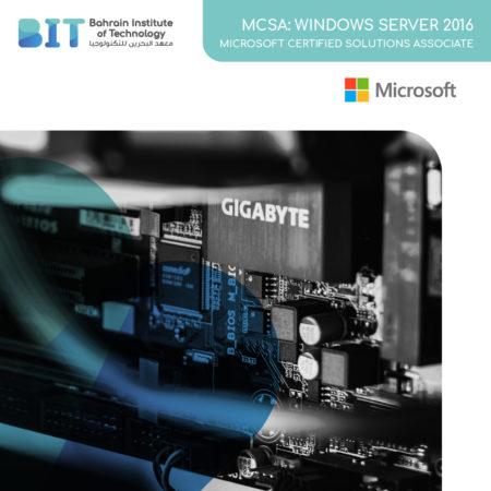 MCSAWindows Server