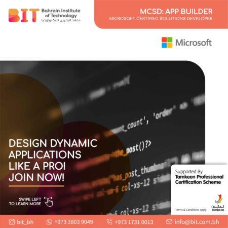 MCSDApp Builder
