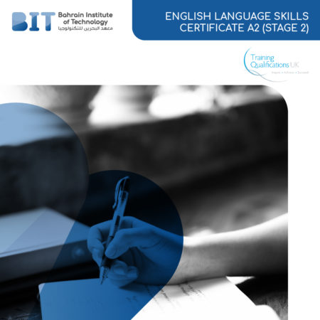 ENGLISH LANGUAGE SKILLS CERTIFICATE A2 (STAGE 2)