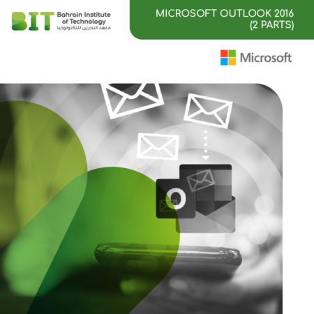 MICROSOFT OUTLOOK 2016  (2 PARTS)