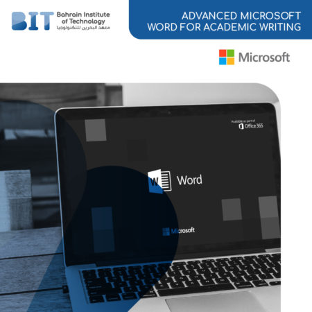 ADVANCED MS WORD FOR ACADEMIC WRITING