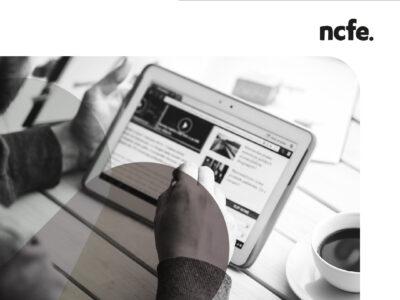 NCFE Level 4 Award for Technology Enabled Educators