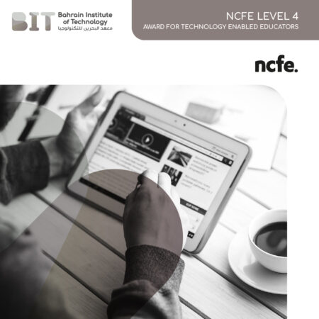 NCFE Level 4 Award for Technology Enabled Educators