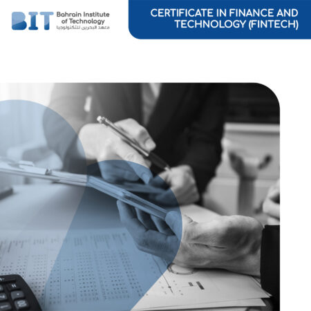 Certificate in Finance and Technology (FINTECH)
