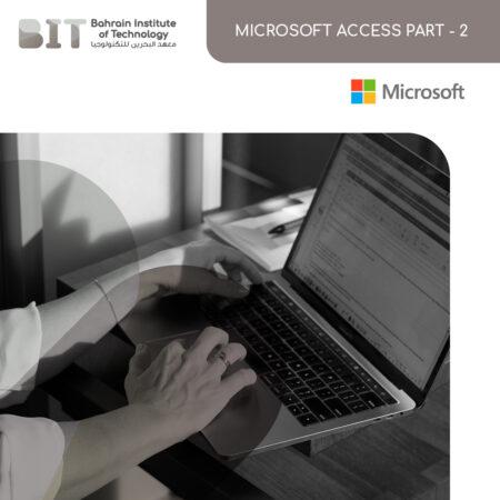 Microsoft Access Part – 2